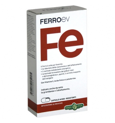 ErbaVita FERROev 60cps