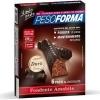 PesoForma barretta al cioccolato fondente amabile 6 pasti