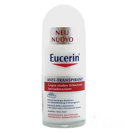 Eucerin Deo anti traspirante 48h roll-on 50ml