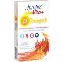 Apropos D-omega3 30 gelatine masticabili