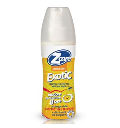 Zcare protection exotic insettorepellente lozione vapo 100ml