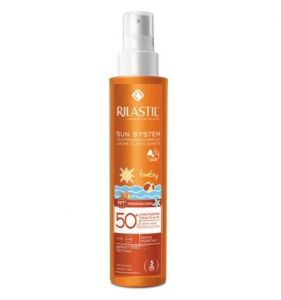 Rilastil Sun System Baby spf50+ spray 200ml