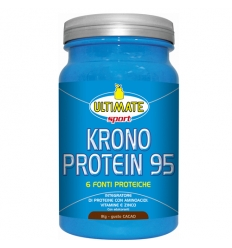 Ultimate Sport Krono Protein 95 1kg cacao