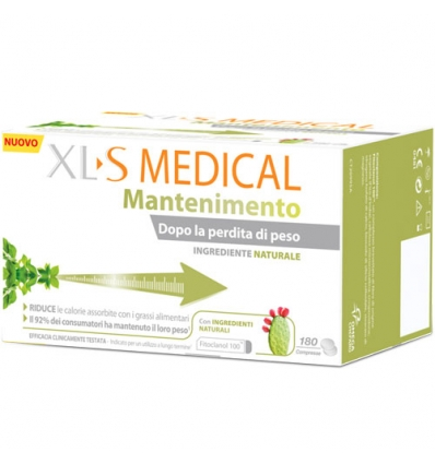 XL-S Medical Mantenimento 180cpr
