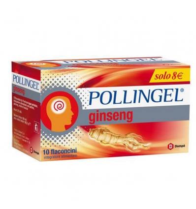 Pollingel ginseng 10 flaconcini
