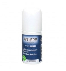 Weleda uomo deo roll-on 24h 50ml