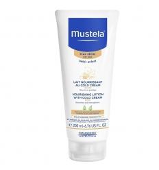 Mustela latte nutriente cold cream 200ml
