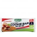 WHYNATURE bar cookie 21g nocciola