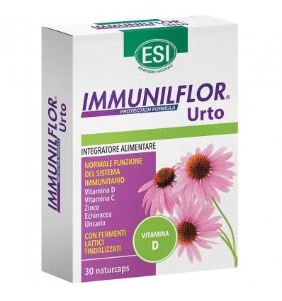 ESI Immunilflor  urto vitamina D 30cps