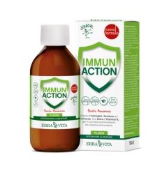 ErbaVita immun action junior fluido 200